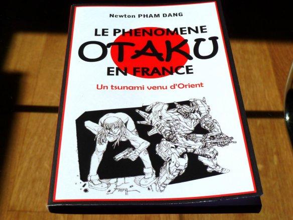 Le phénomène otaku, cover 1