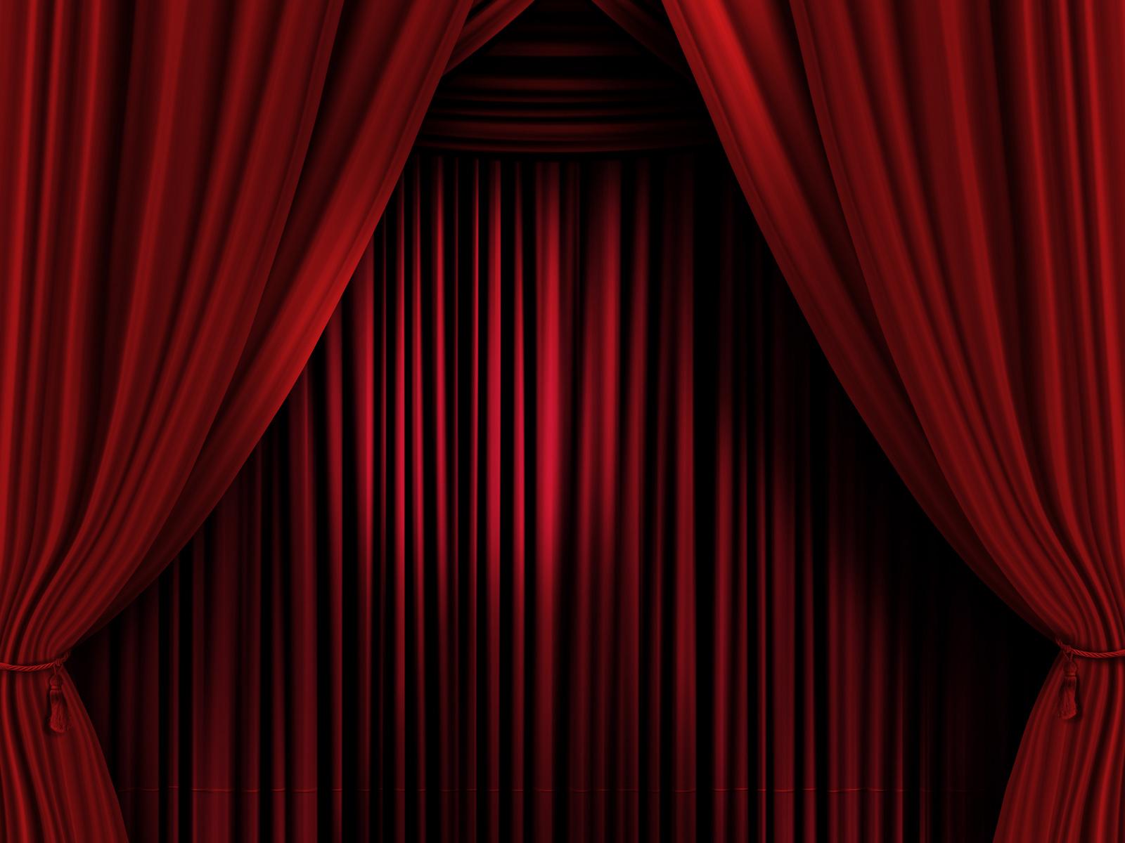Rideaux rouges sc ne de th tre rideau sc ne spectacle newton lawrence - Location de rideaux de scene ...